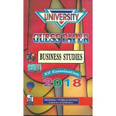 UNIVERSITY GUESS PAPER BUSINESS STUDIES CLASS 12