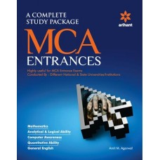 A COMPLETE STUDY PACKAGE FOR MCA ENTRANCE 2018