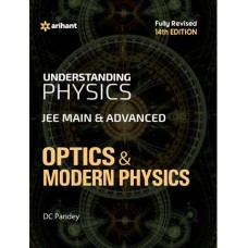 OPTICS & MODERN PHYSICS FOR JEE MAIN & ADVANCE (D.C.PANDEY)