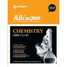 All in One CHEMISTRY Class 11th Paperback – 2017