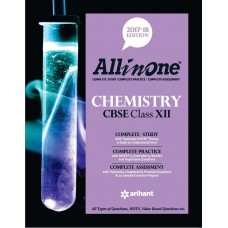 All-in-One Chemistry CBSE Class for 12 (2017-18) Paperback – 2017