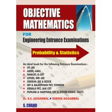 Objective Mathematics For engineering Entrance  Probability and statistics