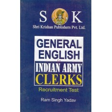General English Indian Army Clerks Recritment Test