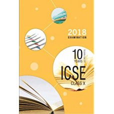 ICSE 10 YEARS SOLVED PAPER