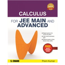 CLACULUS FOR JEE MAIN AND ADVANCE (PREM KUMAR)